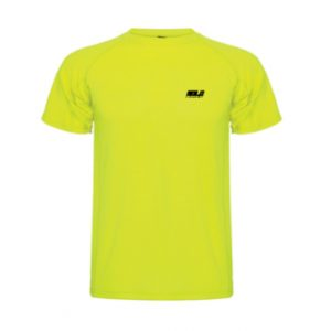 solo-trainingsshirt-fluor-yellow-front